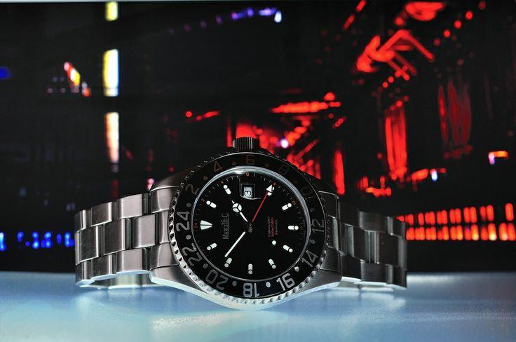 Tipps: Uhrenfotografie - aber richtig! - Der kleine Fotoladen - Sinn-Uhrenforum.de