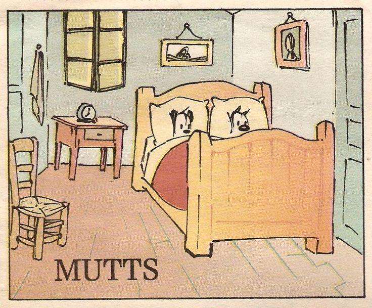 31 best Art Parody: Bedroom in Arles images on Pinterest   Bedroom ...