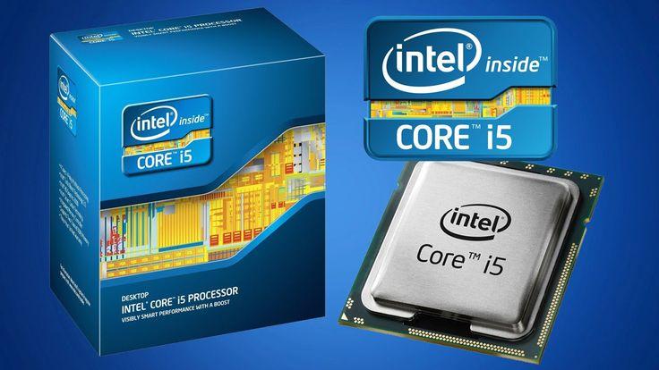 Intel i5-2500K 3,3 GHz