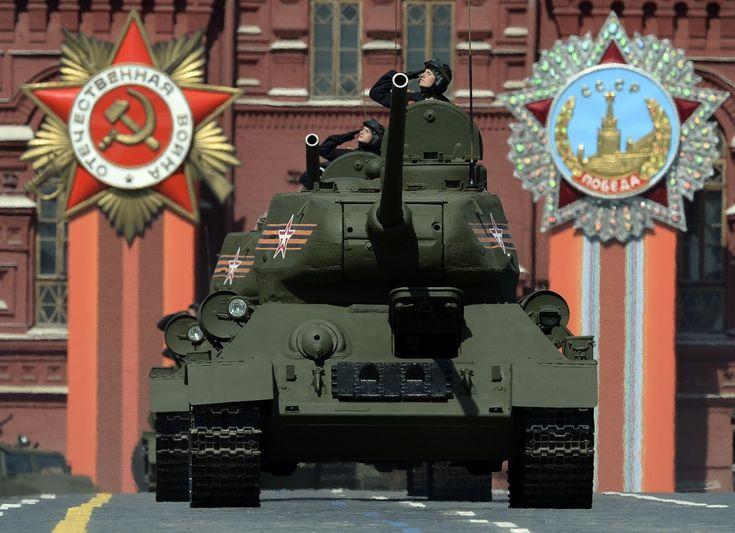 Pokaz siły Rosji