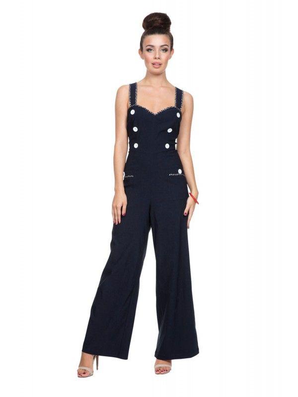 65%  Rayon 32%  Nylon 3%  Elastane Woven Ladies Jump Suit