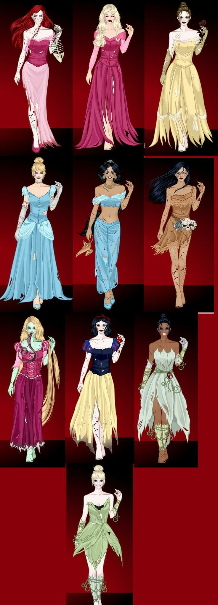 disney princesses alyssa via httpwwwdolldivinecom
