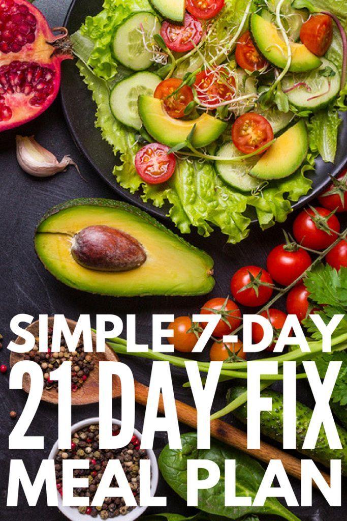 the 21 day kickstart diet