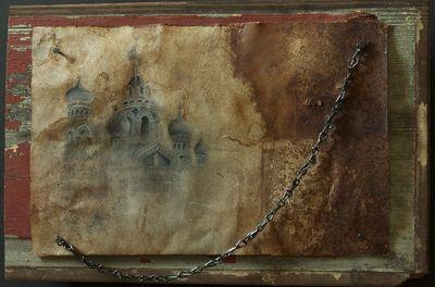 """""""Crime and Punishment"""" -  Manuscripts and Books - Thérèsa Merchant"""