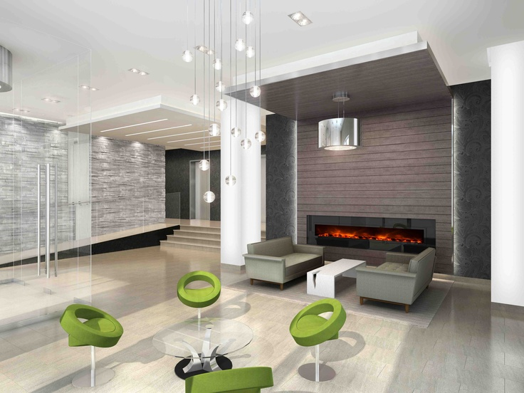 1000 images about condo lobby designs on pinterest for Modern condo interior designs