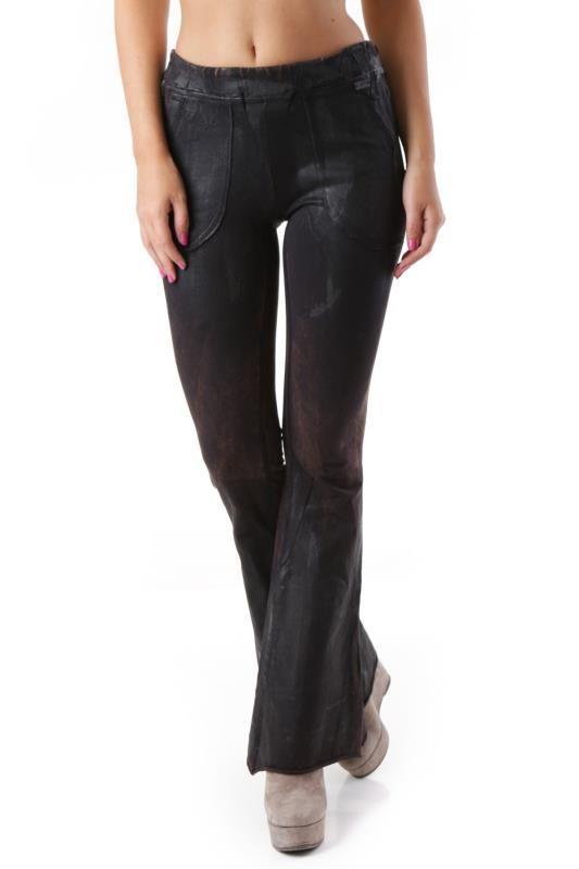 Jeans Donna Bray Steve Alan (VI-J2817) colore Nero
