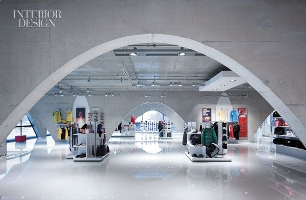 Dress for Success: A Fashion Showroom in Berlin's Mediaspree