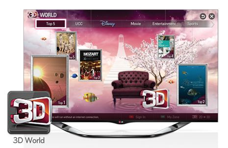 LG 32LA620S LED Televizyon :: Güvenli Alışverişte Tek Adresiniz