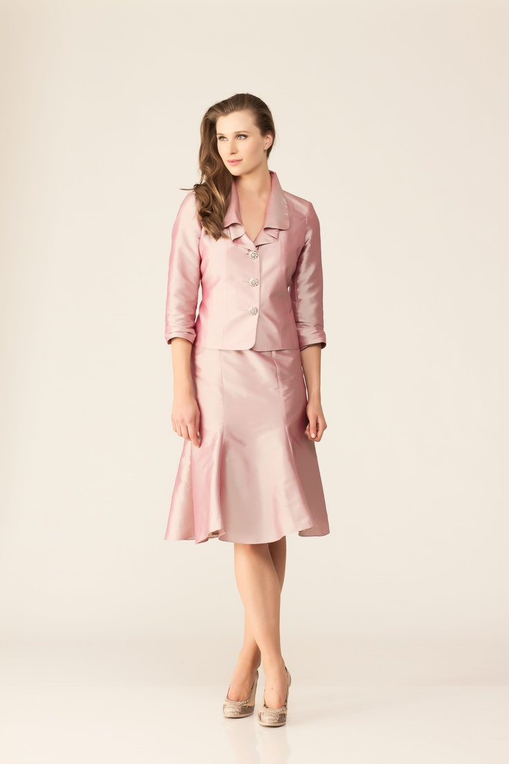 Jacket and Skirt Suit, Blooms  Shop 14, Level 1, QVB