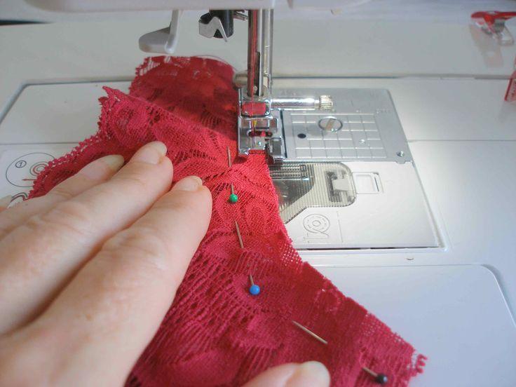 Então Sew Easy - costurar seus próprios cuecas - padrão livre