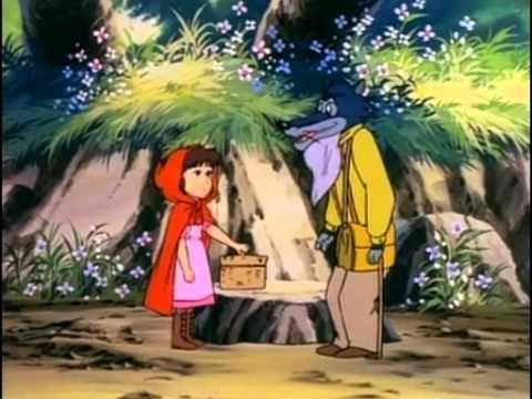 Le petit chaperon rouge - Film animation complet
