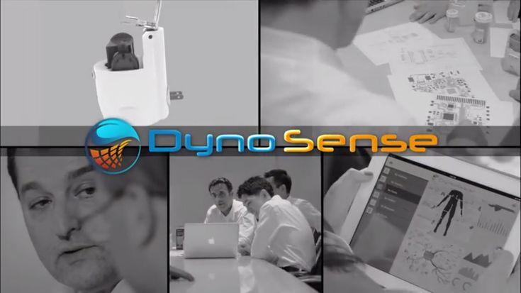 医療技術会社であるDynoSense社が開発したDynoは、様々な体調に関するデータを収集することができる多機能健康スキャナー技術