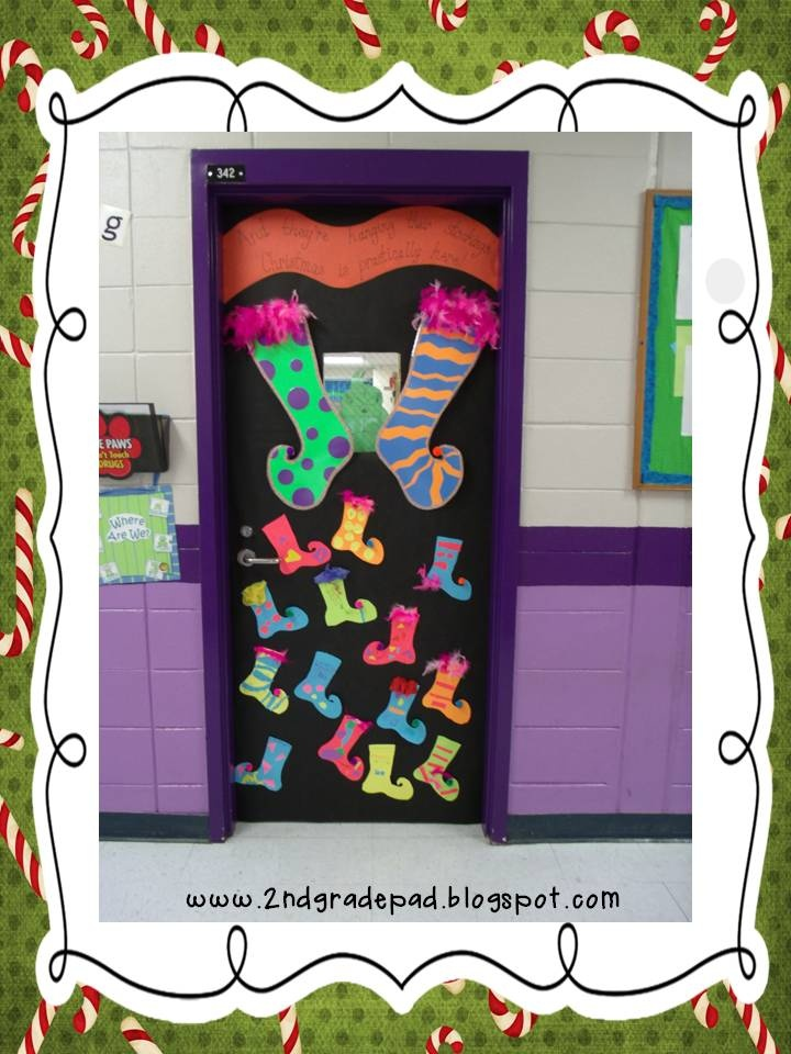 Door decoration!