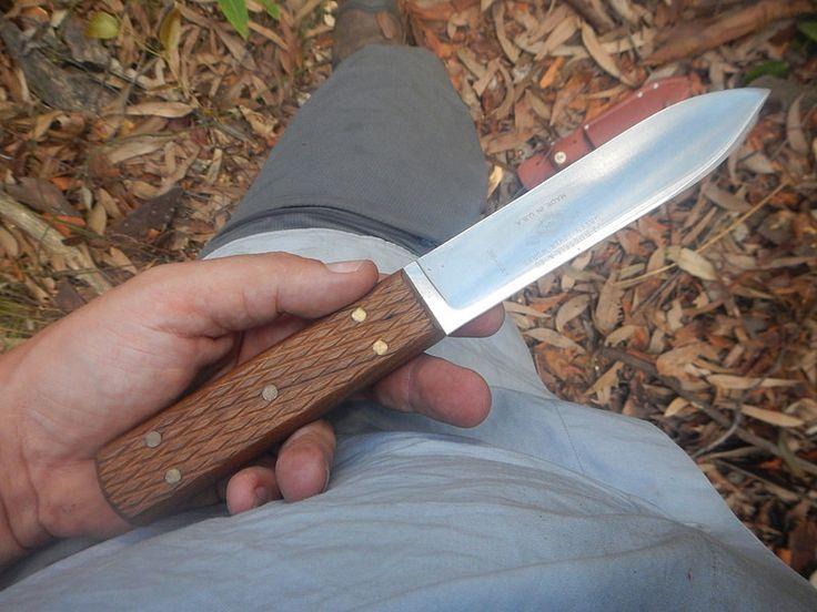 Vintage Green River Knife My Vintage Bush Gear