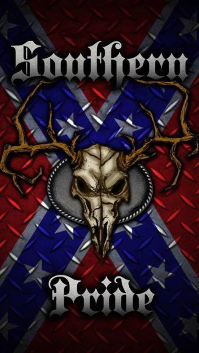 Southern Pride (Rebel Flag) Wallpaper! - for iPhone | southern