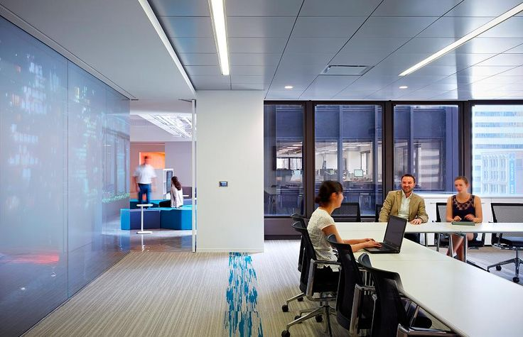 Cannon Design, Chicago Office Project Featuring Shaw Contract Group Commercial Flooring Shaw Contract Group - Commercial Carpet and Commercial Hardwood Flooring