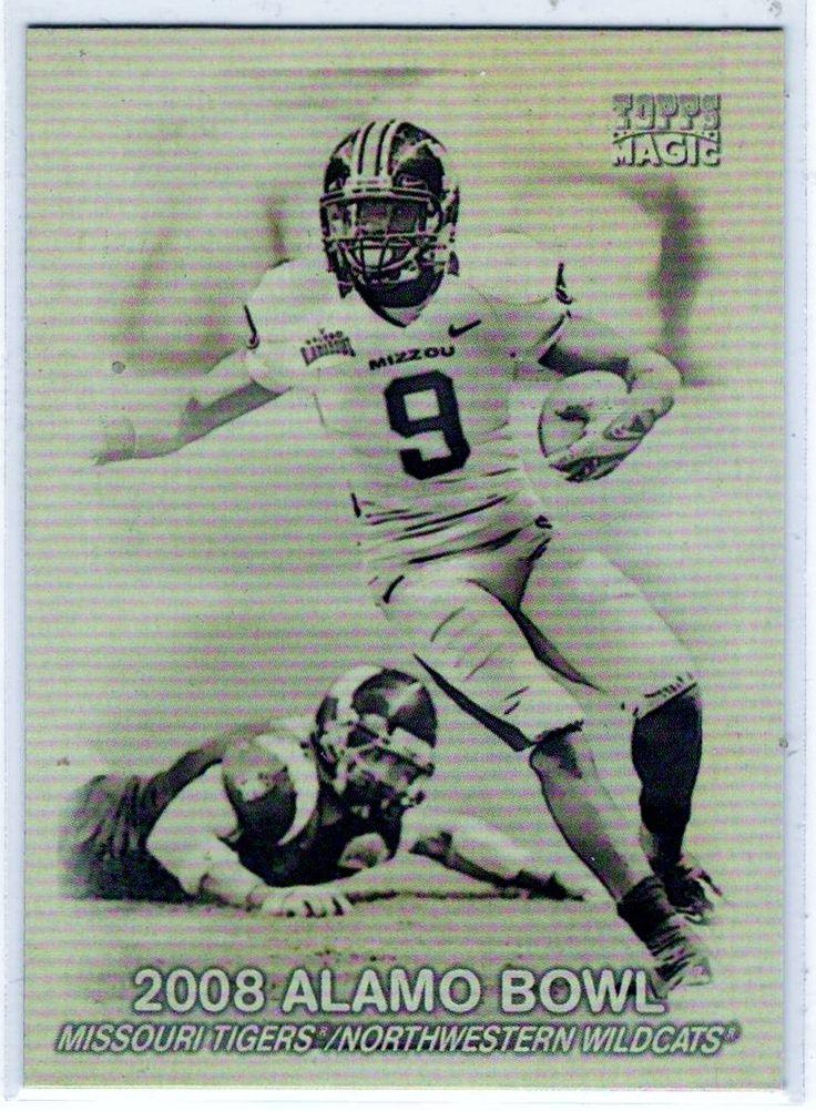 Sports Cards Football - 2009 Topps Magic Chicle Jeremy Maclin