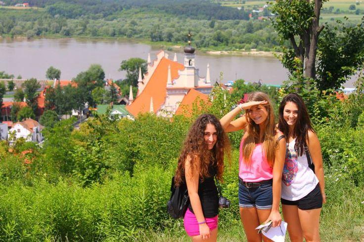 Viajé a Polonia en 2013 mediante un proyecto subvencionado por la Unión Europea al que también acudió Eslovaquia.