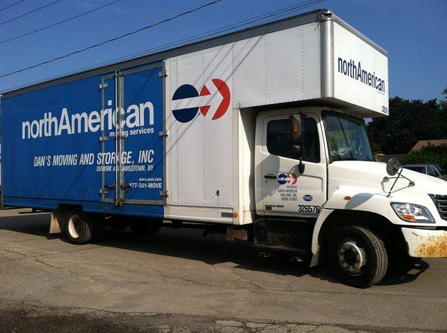 North American Moving >> Pin By Jacob Thompson Arnone On North American Moving Trucks