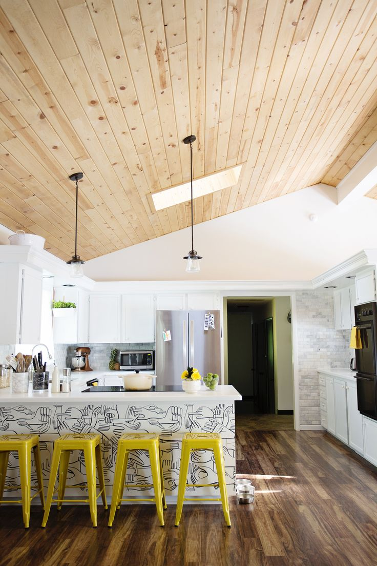 Sweden ready for some great interior design futura home decorating - Room Tour Emma S Kitchen Find This Pin And More On Interior Design Decorating