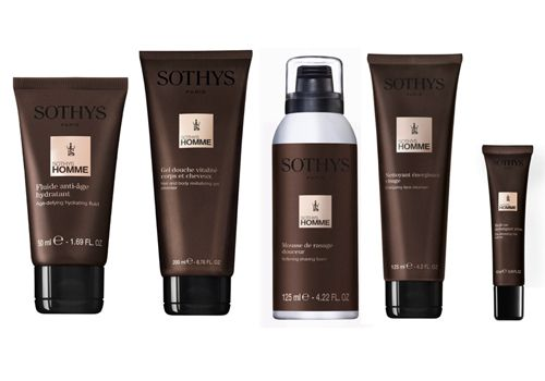 Gamme Homme, Sothys
