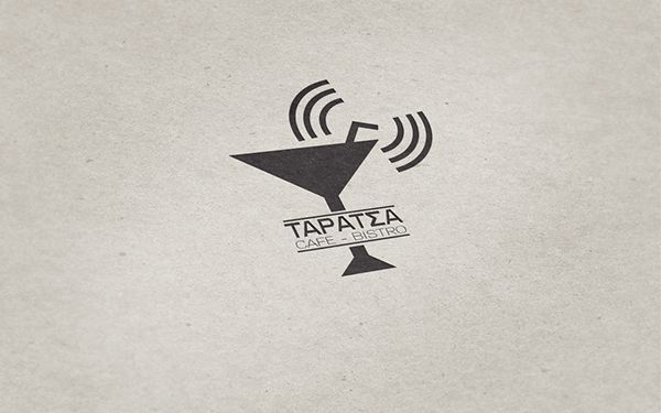 "Roof ""Taratsa"" Coffee - Bistro on Behance"
