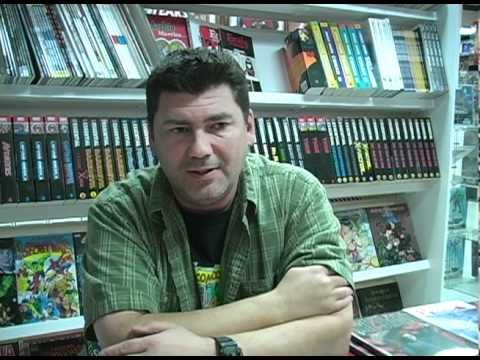 Comic Book Shop Owners Documentary    Sadly, these guys are right when they say that comic books don't sell as well these days. Most teenagers would rather play x-box than read. Videogames are fun, but kids today need to learn how to open up a book or comic and read instead of playing games all day. Reading makes people smarter! It is a well-known fact. Comic Books Rule and I will always love them!