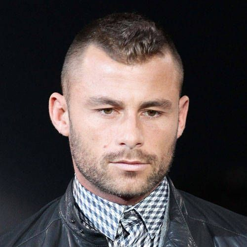 Beautiful Mens Hairstyles for Receding Hairlines 2012