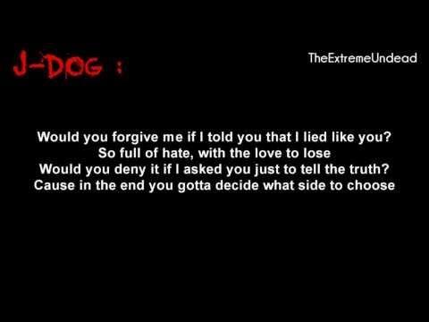 Hollywood Undead - From The Ground [Lyrics] - YouTube