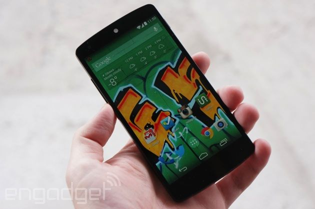 Text message exploit can cause Nexus to reboot.
