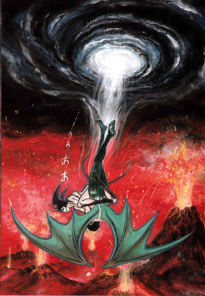 Devilman Lady By Go Nagai Manga Manga Anime Dark