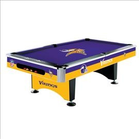#Minnesota #Vikings Pool Table
