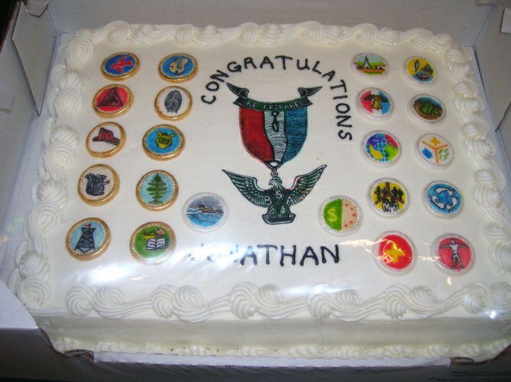 Eagle Cake Ideas
