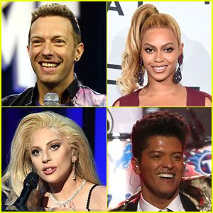 Super Bowl 2016 - Full Performers List for Halftime & More!