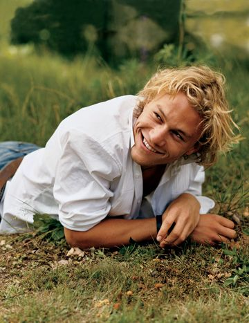 Heath Ledger, You are the love of my life (well, almost) and I will never forget you and your beautiful face... <3