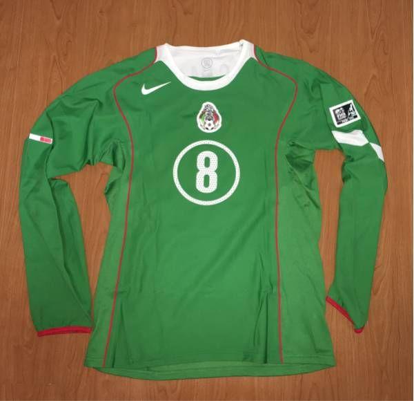選手支給 直筆サイン #8 FCバルセロナ メキシコ代表 U-17 FIFA WORLD championship PERU 2005 ジョバニ・ドス・サントス 選手_画像3