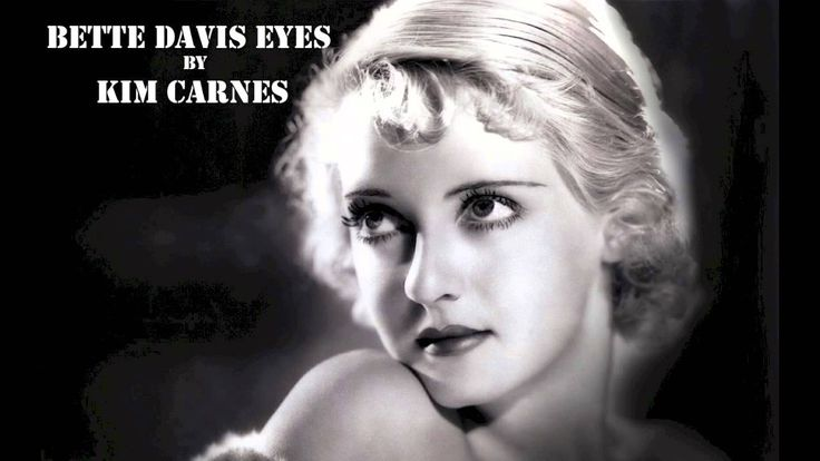 Bette Davis Eyes - Kim Carnes with lyrics [1981]