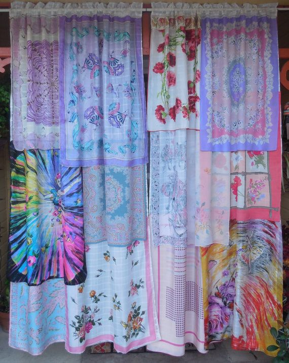 PAS DE DEUX Bohemian Gypsy Curtains By BabylonSisters On Etsy