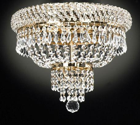 empire crystal chandelier