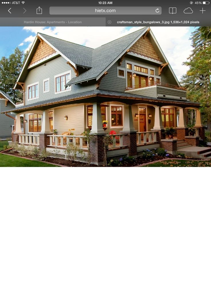 568 best images about craftsman style homes on pinterest for Craftman style home