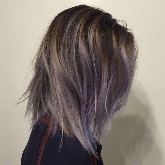 Subtle Highlights Might Prefer Blue Or Silver To The