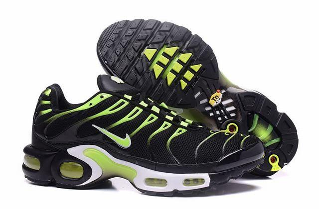 foot locker nike tn,homme air max plus tn noir et verte   Nike air ...