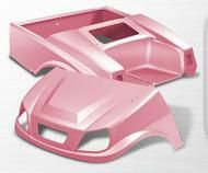 DoubleTake Spartan Golf Cart Body Kit for Club Car DS Pink