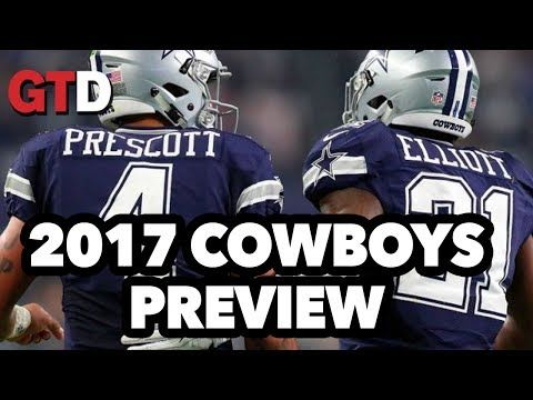 2017 NFL Team Previews: Dallas Cowboys | Game Time Decisions