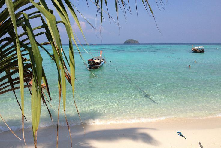 Inselhopping in Thailand: Ko Lanta bis Ko Lipe via www.blackdotswhitespots.com