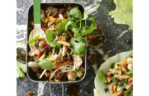 Chicken San Choy Bau - Pete Evans' Recipes - Recipes