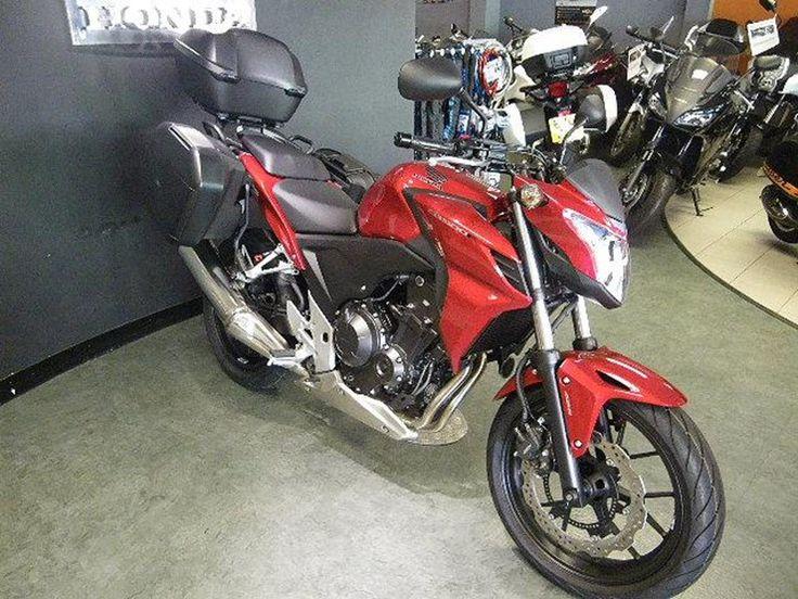 HONDA CB500 (2014/64)