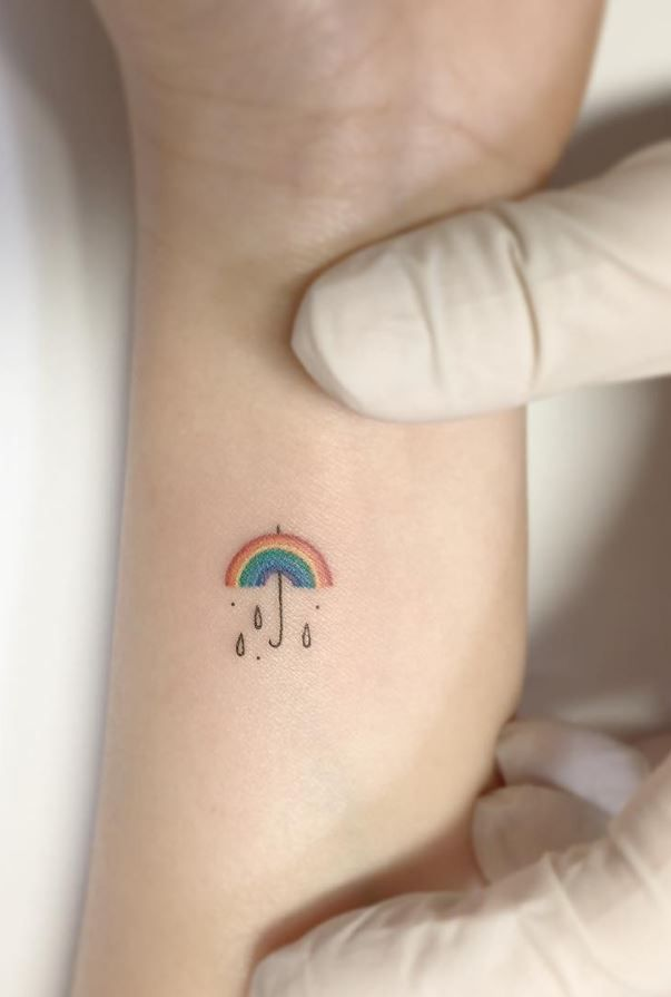 40 Amazingly Tiny And Cute Tattoos Every Women Would Want – kreativ