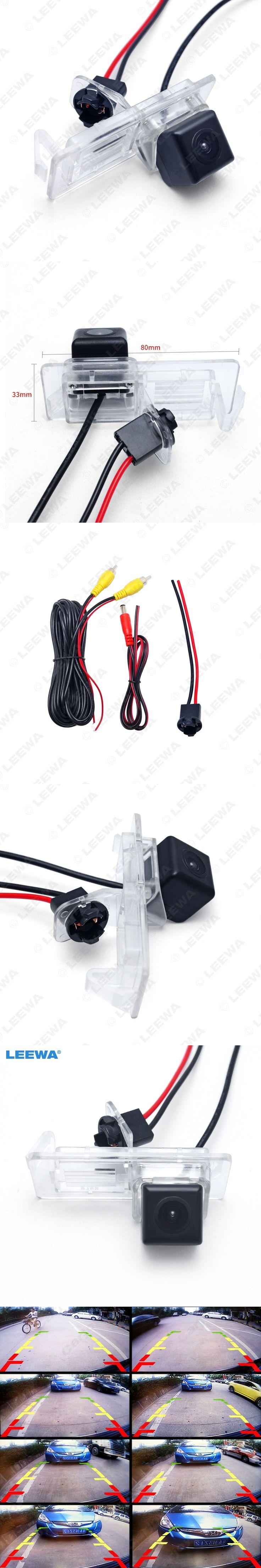 Car Backup Rear View Camera For Renault Fluence/Dacia Duster/Megane 3/Nissan Terrano #CA4505