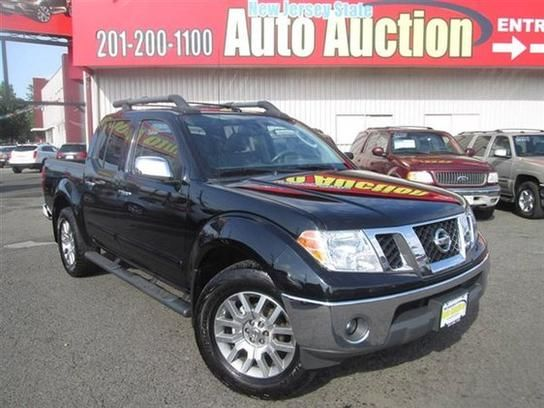 Cars for Sale: 2011 Nissan Frontier 4x4 Crew Cab in Jersey City, NJ 07306: Truck Details - 375866343 - AutoTrader.com